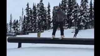 Whistler Blackcomb Park Edit 2014 - Jake Mallinder