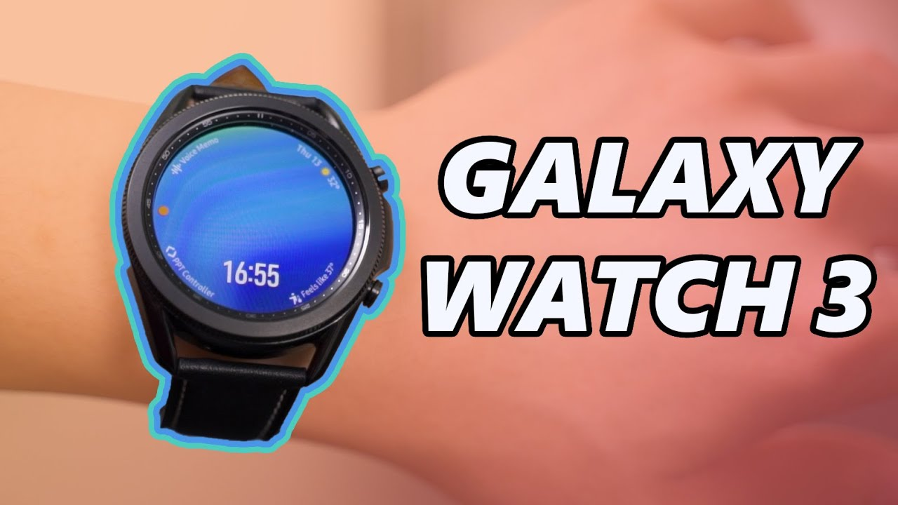 The best smartwatch yet!!! Samsung Galaxy Watch 3 review! - NasiLemakTech
