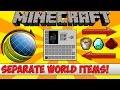 Minecraft Bukkit Plugin - Separate World Items - Tutorial