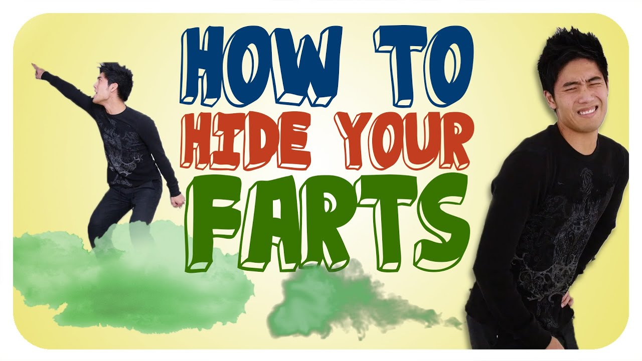 How to Fart in Public and Get Away with It
