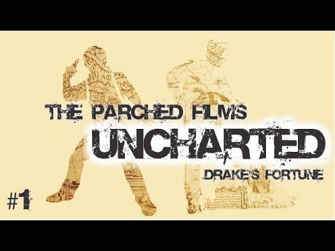 Uncharted #1~ Making Penis Jokes