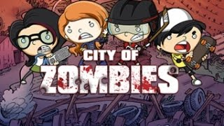 City of Zombies Gameplay - Killing Zombies by the Numbers