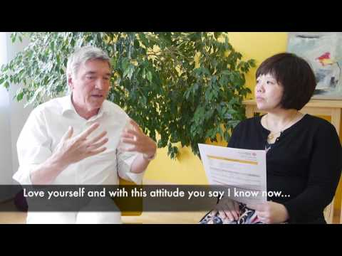 #17 Identity Trauma and Affairs/ Infedilty - Christine Wong chats with Franz Ruppert in Munich