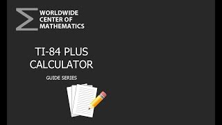 Quick tips to learn for using your TI-84 Plus calculator