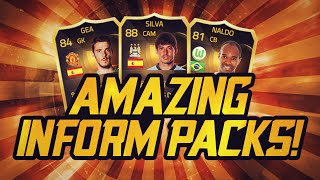 LOADS OF INFORMS!! AMAZING IF PACKS - FIFA 15 ULTIMATE TEAM