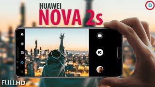 Huawei Nova 2s with 4 Cameras, Oreo 8.0, 6