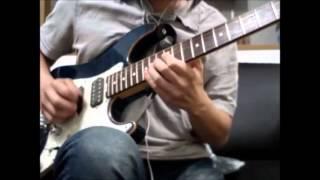 7年ぶりにギターをひっぱり出してきてリハビリ中。ソロは雰囲気コピーで...