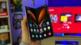 Samsung Galaxy Z Fold 2 - Опыт использования