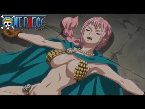 [HD] Rebecca will allow Luffy to do anything to her body? - One Piece (English Sub)