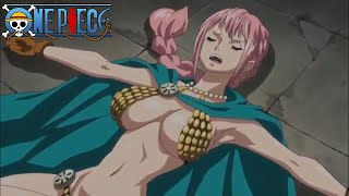 [HD] Rebecca will allow Luffy to do anything to her body? - One Piece (English Sub) thumbnail