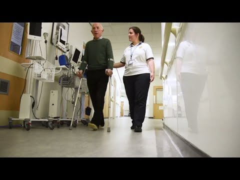 Having a hip replacement - Part Two: Recovery