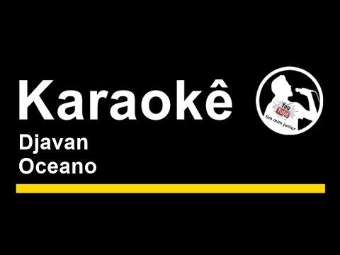 Djavan Oceano Karaoke