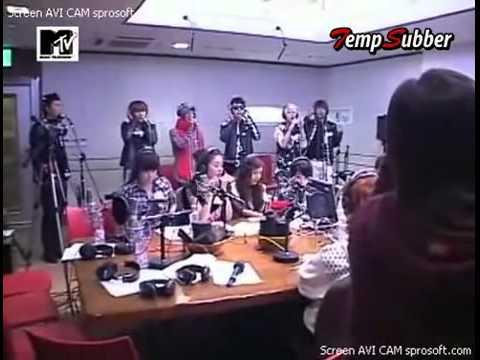 [eng] 시크릿 Secret Beast Mblaq on Radio (2009)