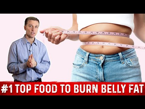 #1 Top Food To Burn your Belly Fat: Dr.Berg on Fat Burning Foods