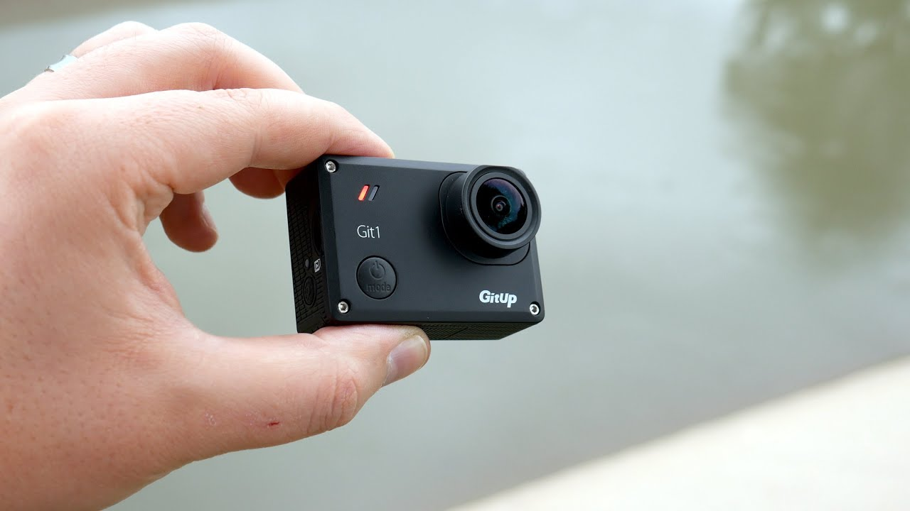 The Git1 Action Cam is $300 Cheaper than a GoPro (4K Review) - YouTube