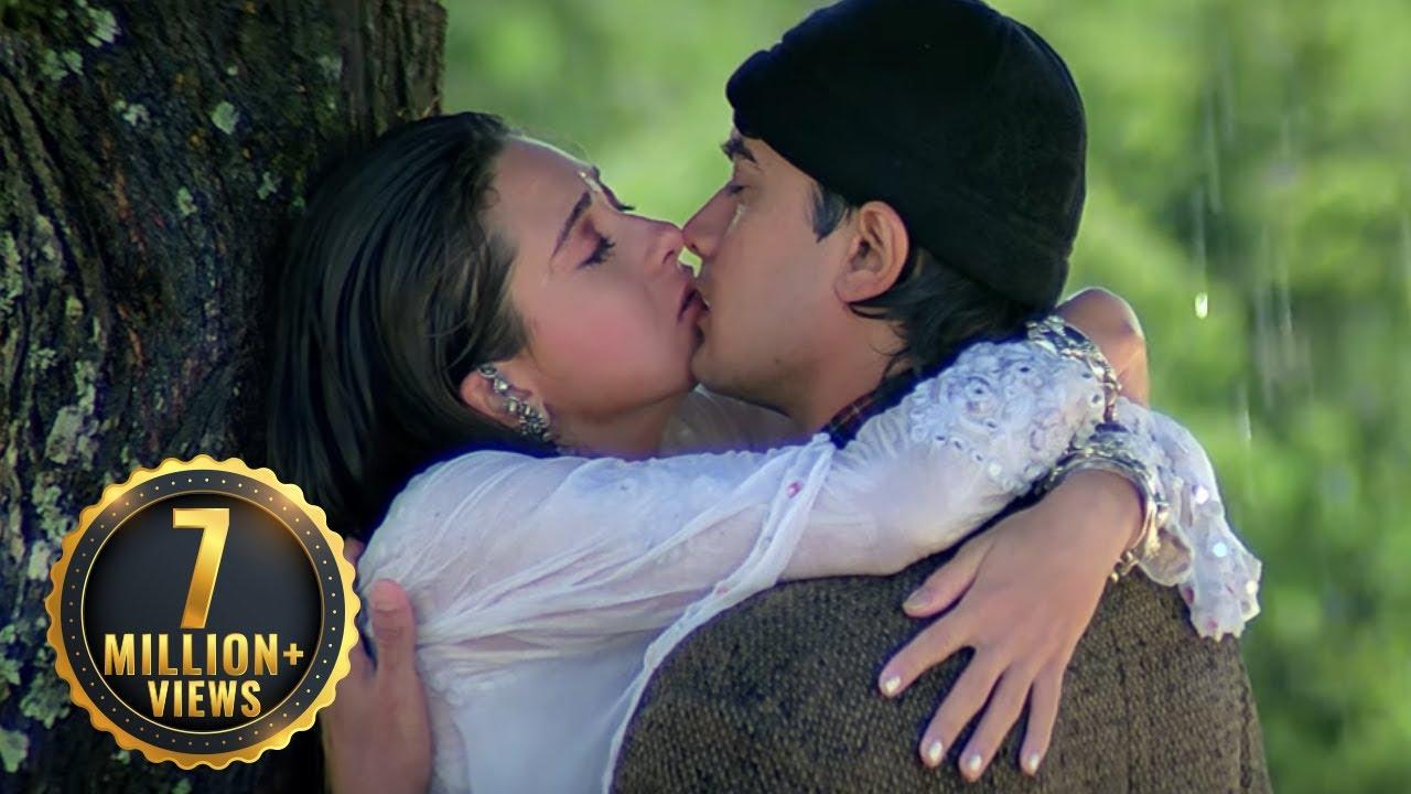 Download Hot Kissing Scene | Raja Hindustani | Karishma Kapoor | Aamir Khan