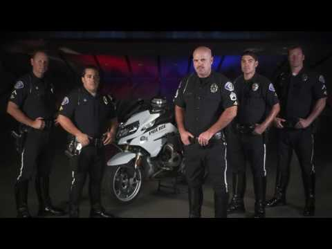 Garden Grove Police Department Accident Reduction Campaign