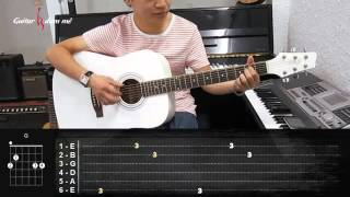 Dạy Học Guitar] [Đệm Hát] [Điệu Ballad]   Anh Nhận Ra   Khắc Việt