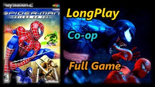 Spider-Man: Friend or Foe - Longplay Co-op 2 Players Full Game Walkthrough (No Commentary)