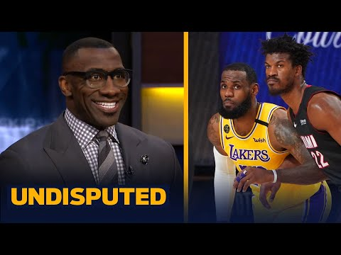 Skip & Shannon react to Lakers dominant Game 1 win over Miami Heat in NBA Finals | NBA | UNDISPUTED