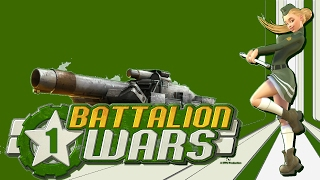 Battalion Wars - Part 1 - HD