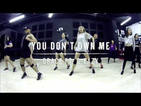 You Don't Own Me (Grace ft. G-Eazy) | Fel Choreography