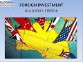 Foreign Investment - Australia's lifeline, with Paul McCarthy