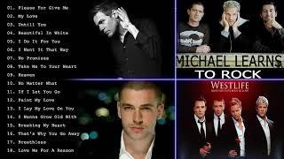 BryanAdams, Westlife, Shayne Ward, MLTR, Backstreet Boys, Boyzone   Best Love Songs Collection
