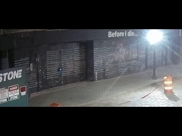 Morris Avenue Before I Die Wall