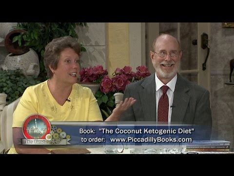 "Herman and Sharron - Dr. Bruce and Leslie Fife ""The Coconut Ketogenic Diet"""