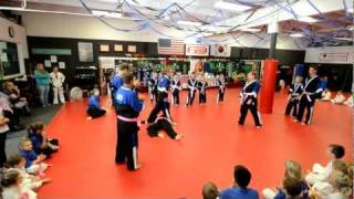 Thornton Mile High Karate Demo Team