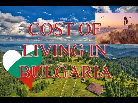 Cost of living in Bulgaria (with time-lapse)