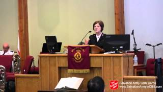 Apr 27 2014 Sunday Morning Church Service(Church service from Salvation Army Conception Bay South Corps, in Newfoundland Canada., 2014-05-18T01:12:47.000Z)