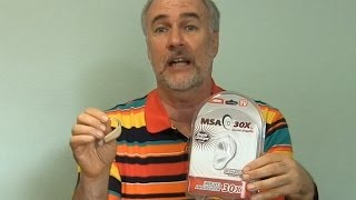 MSA 30x Sound Amplifier Review- As Seen On TV- EpicReviewGuys