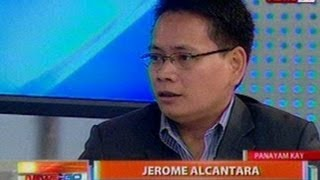 NTG: Panayam kay Jerome Alcantara, Dir. for Policy, Visayan Forum