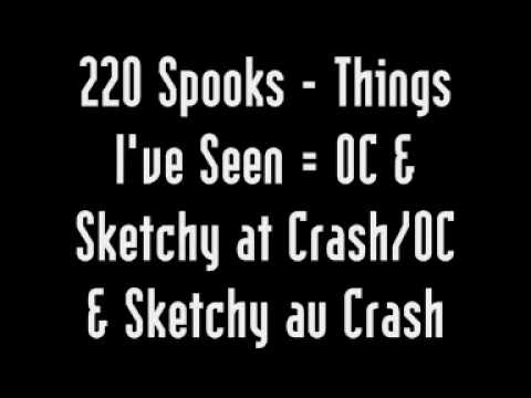 DAS 220 Spooks - Things I've Seen