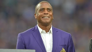 Rashad Officially Enters The Vikings Ring of Honor