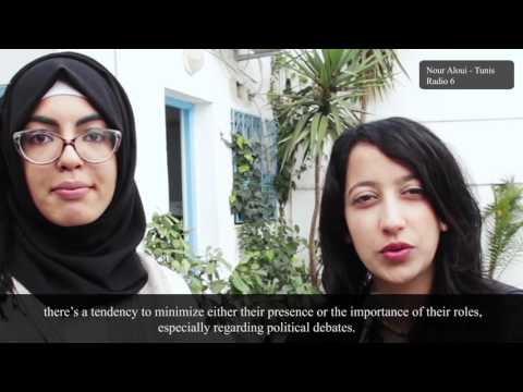 """Awareness raising and capacity building workshop """"Women and the Media"""", Tunis, 24-26th February 2016"""