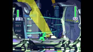 Mega Man X4 Let's Play - Ultra Armor! [1/1]