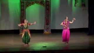 Bharatanatyam : Viralimalai Kuravanji Priyadarsini Govind & Shobhana