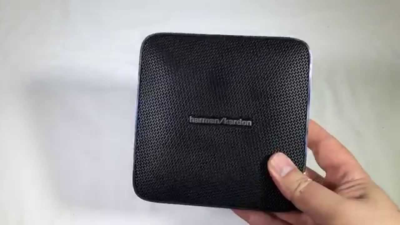 harman kardon portable bluetooth speaker. harman kardon esquire portable bluetooth speaker w/ conference phone system review @harmankardon - youtube !