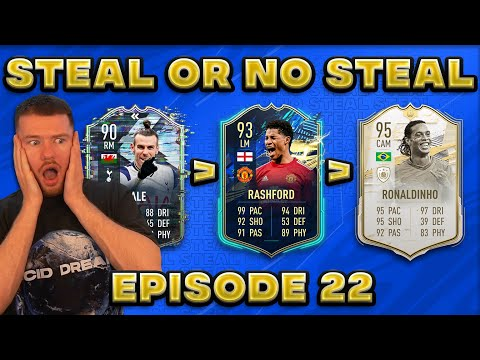 FIFA 21: STEAL OR NO STEAL #22