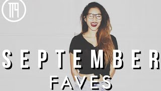 SEPTEMBER FAVOURITES with Cassie | ToThe9s