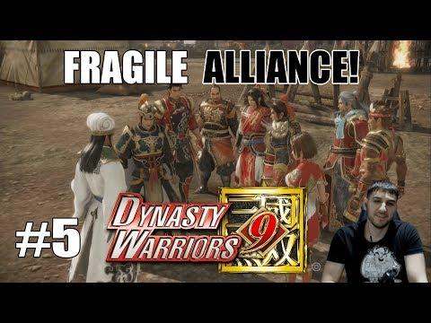 Dynasty Warriors 9 Wu Story Mode - Sun Quan - Chapter 6 - The Battle of Chibi.