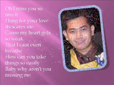 I Miss You So Much by kyla with lyrics