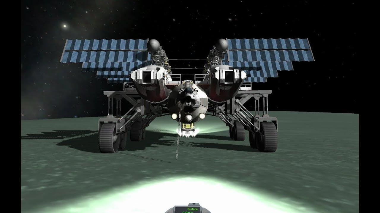 ksp mars exploration rover - photo #37