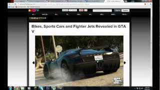New GTA 5 Leaked Pictures Explained!