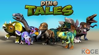 Dino Tales – literacy skills through creative play (Kuato Games) - Best App For Kids