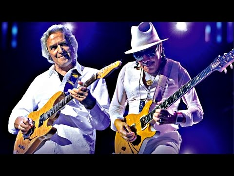 Carlos Santana with John McLaughlin - Live in Switzerland 20