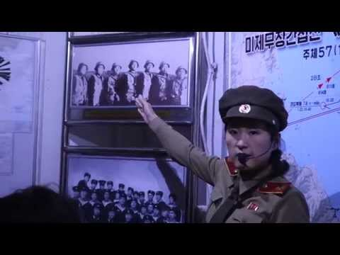 Tour of the USS Pueblo Warship in North Korea